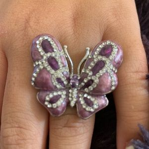 """🍭 """"Butterfly Kandy"""" Ring by Eye KANDY Unlimited"""